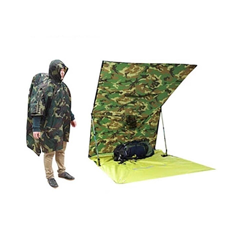 Куртка камуфляжная для альпинизма дождевик водонепроницаемый взрослых мужской
