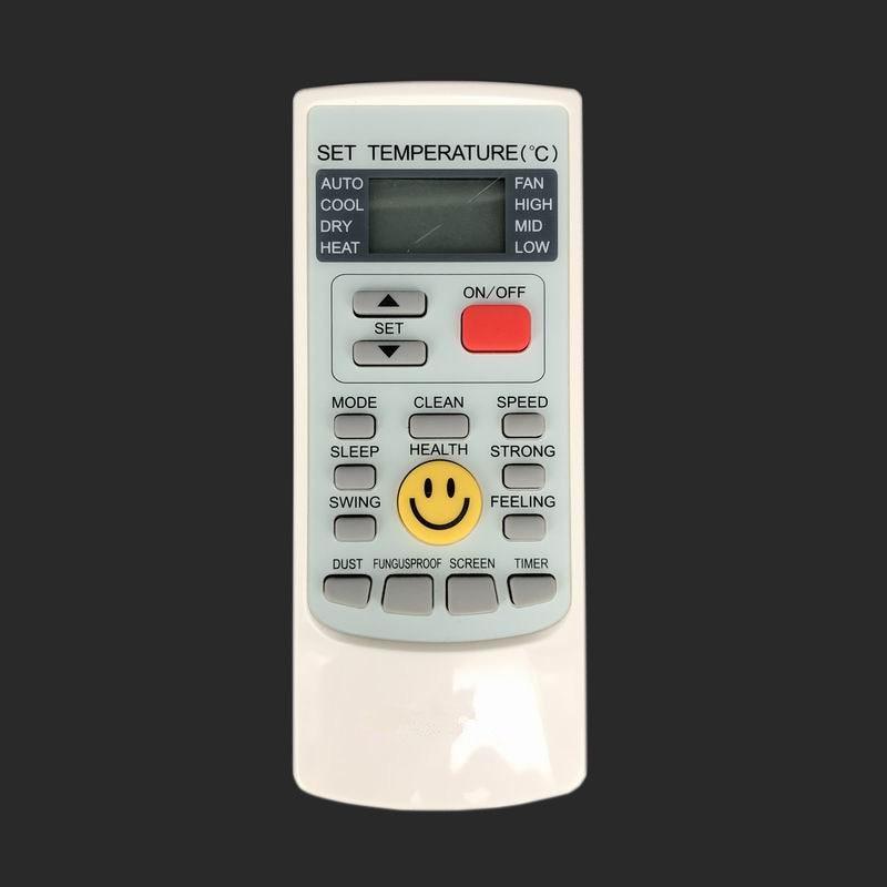 New Replacement AC A/C Remoto Controller For AUX YK-H/009E  Air Conditioner Remote Control Fernbedienung недорого