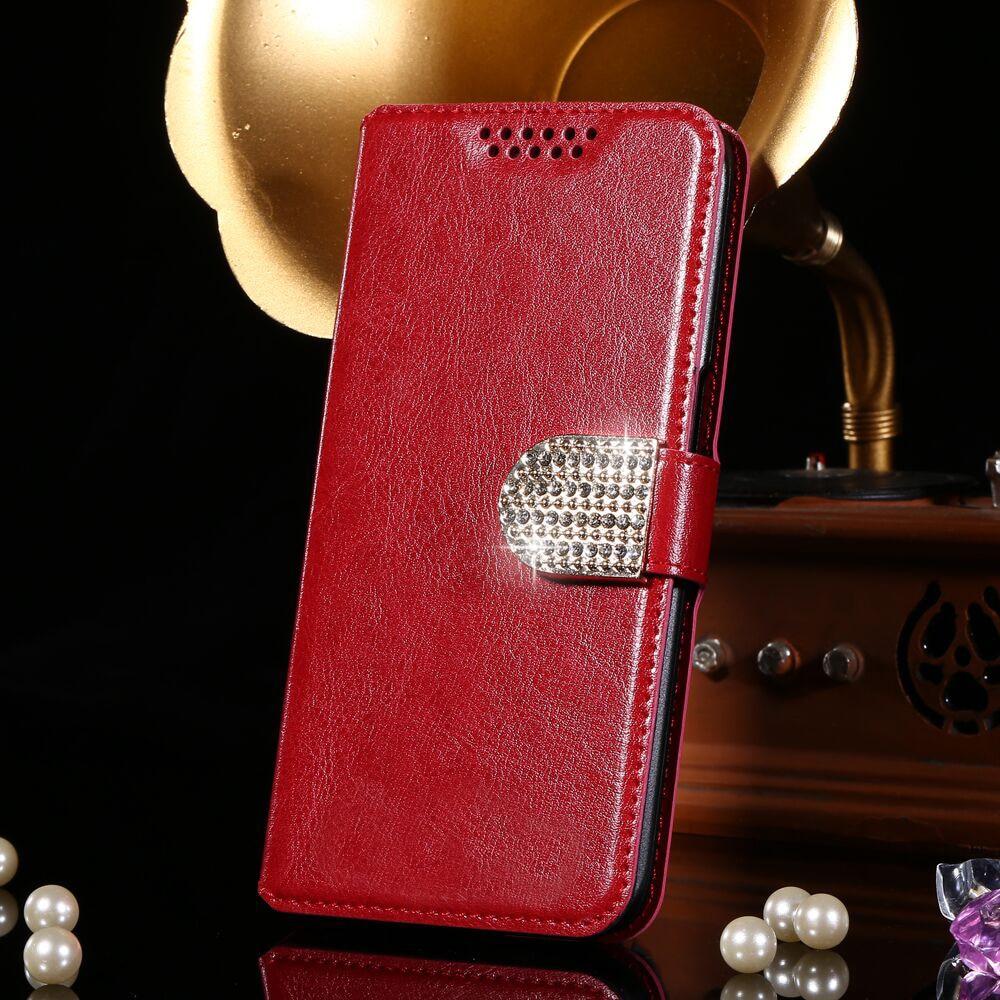 Чехлы-бумажники для Vertex Impress Game Indigo Nero New Pear Phonic Play Pluto Reef Rosso флип кожаный защитный чехол для телефона