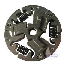 Ensemble dembrayage pour HUSQVARNA 357 357XP 359 pièces de tronçonneuse OEM #537 10 34 01