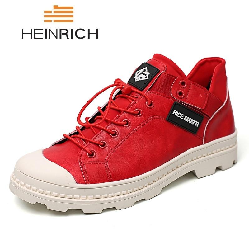 Zapatos de cuero para Hombre, zapatos casuales de alta calidad, zapatos planos para Hombre, zapatillas deportivas para Hombre