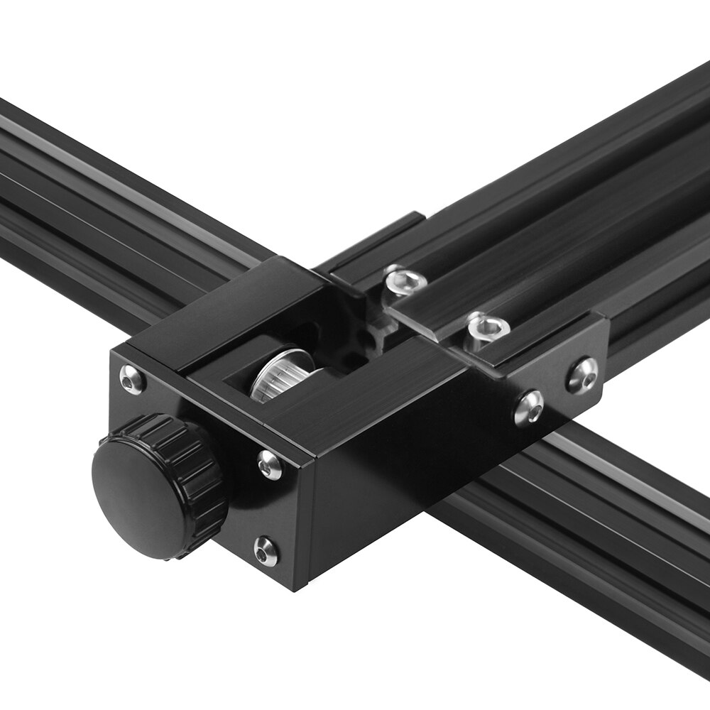 Funssor ترقية Creality CR-10 Y-محور حزام الموتر عدة ل ترقية cr-10 3d طابعة المعادن Y النقل حزام tenioner
