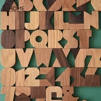 8cm high wooden letters a to z alphabet 0 to 9 numbers birthday gift bridal wedding party home decorations free standing letters