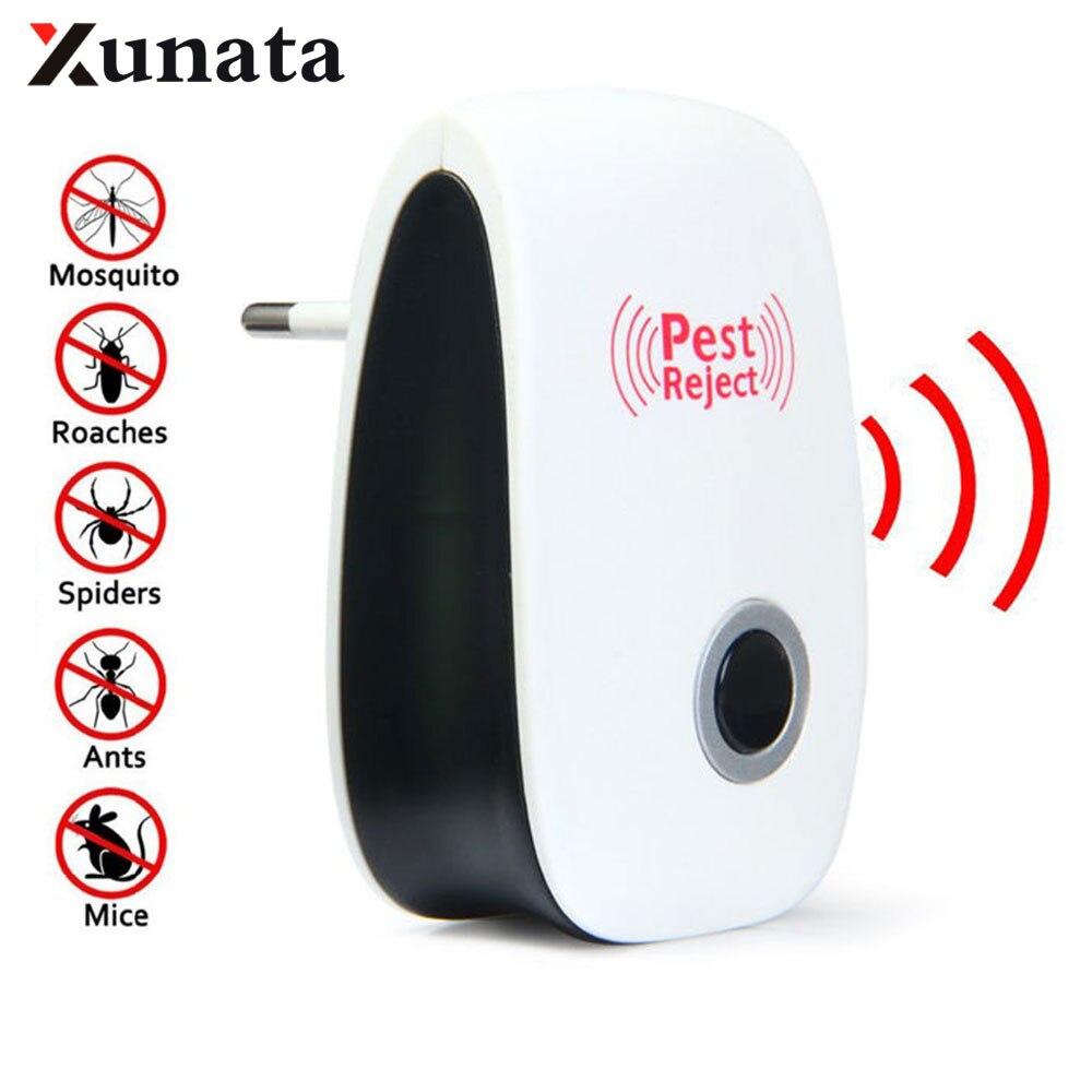 Repelente electrónico repelente de mosquitos, repelente ultrasónico de insectos, repelente de mosquitos,...