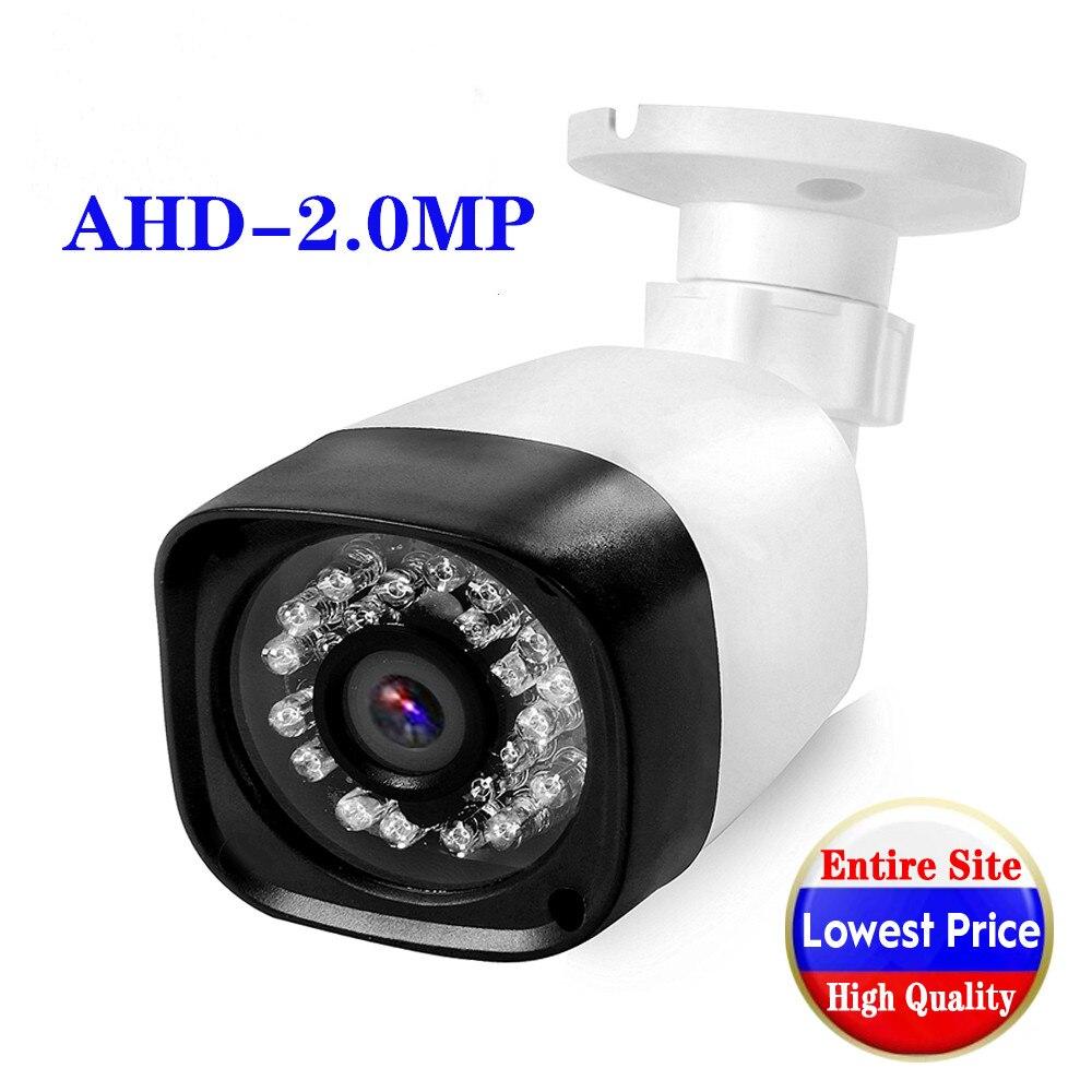 Cámara Bullet de 2.0MP 1080P, minicámara CCTV AHD, FULL Digital, HD, AHD-H,...