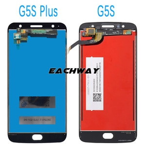 """Image 2 - Оригинальный ЖК дисплей для Motorola Moto G5S PLUS ЖК дисплей G5S XT1792 ЖК сенсорный экран дигитайзер 5,2 """"для Motorola Moto G5S ЖК дисплей"""
