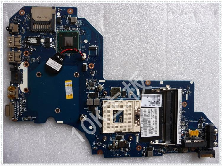 Placa base HOLYTIME para ordenador portátil hp M6-1000 641369-001 LA-8713P para cpu intel con tarjeta gráfica integrada