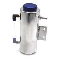 Universal Aluminum 500ml Car Radiator Water Coolant Cooler Tank Coolant Catch Bottle Overflow Reservoir Heatsink