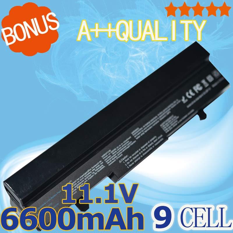 6600mAh Batterie für Asus Eee PC ml32-1005 1001PX 1001HA 1005 P 1001PQ 1005 1005HA AL31-1005 AL32-1005 ML32-1005 PL32-1005