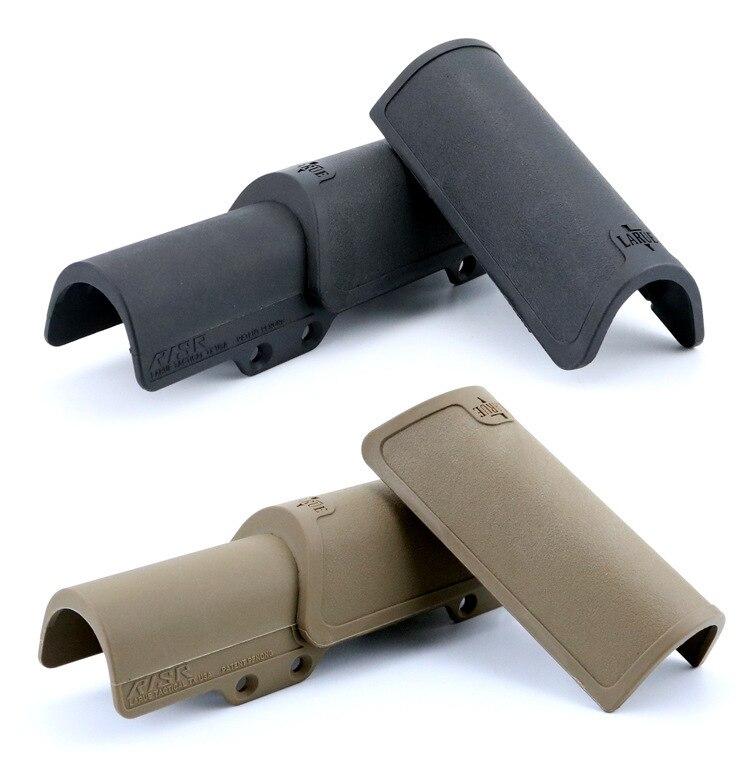 Arma especial guelras para arma de brinquedo gel bola blaster rifle butt ctr blaster arma estoque butt acessórios íntimos