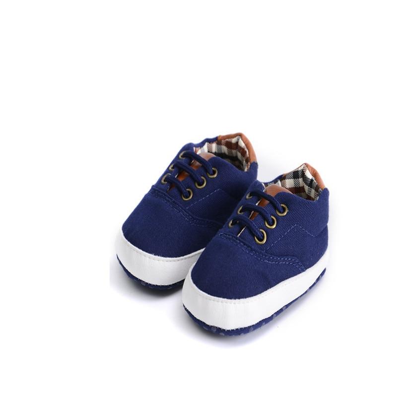 Фото - Pudcoco/Обувь для новорожденных мальчиков; Высококачественная парусиновая обувь с мягкой подошвой; Кроссовки для новорожденных до 18 месяцев chicco обувь для новорожденных