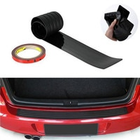 For BMW X5 X3 X6 E46 E39 E38 E90 E60 E36 F30 F30 E34 F10 F20 E92 E38 E91 Car Accessories Trunk Bumper Guard Protector Sticker