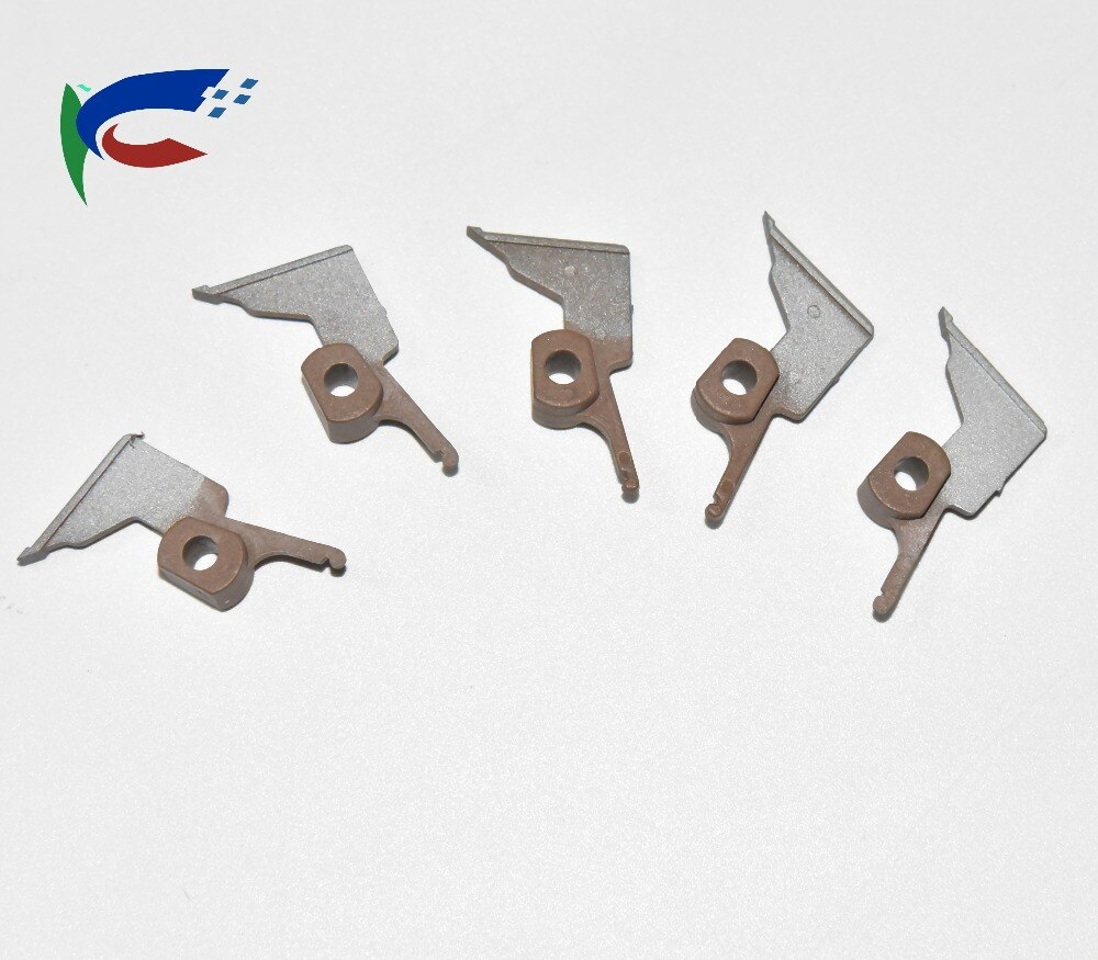 10X SETS AE04-4043 dedo superior del fusor selector para Ricoh Aficio 1060 1075 dedo superior selector 5 unids/set