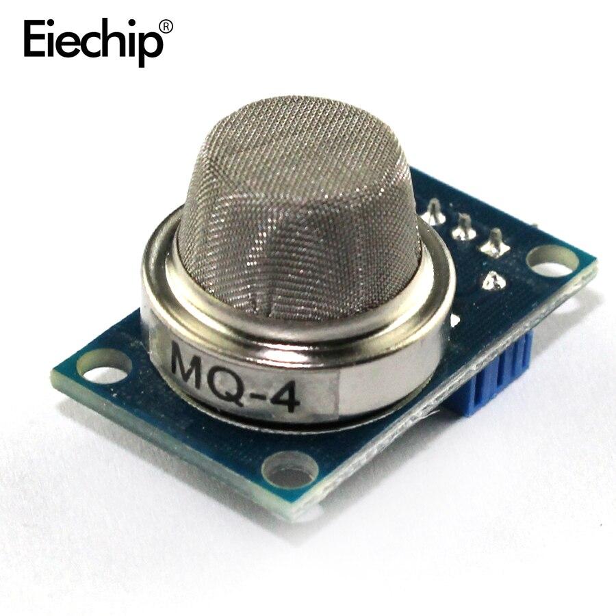 MQ-4 mq4 sensor de gás metano carvão natural co detector de metano shpping livre