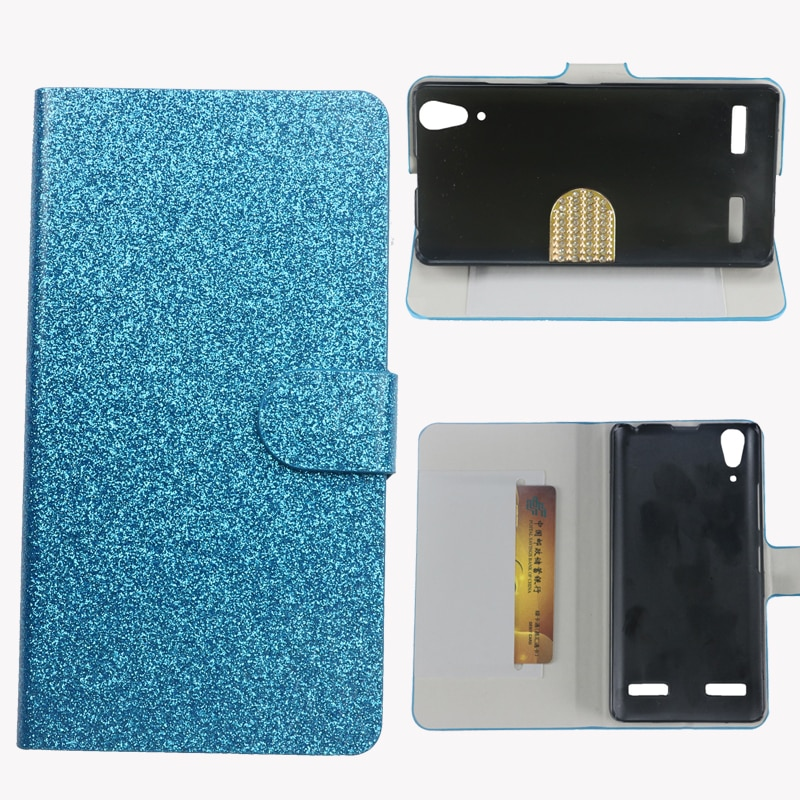 (3 estilos) de lujo de cuero PU para Lenovo A6010 teléfono bolsa cartera Flip caso de Lenovo K3 K 3 6000 limón k30 T de la cubierta de la piel 5,0