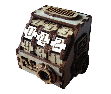 Accesorios para juegos de mesa de madera, Mostrador de vapor Peng para RPG, SRPG S, RPG, DIY, vida útil, grabador