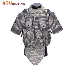 Nouveau gilet tactique OTV Camouflage armure de combat avec poche/Pad USMC Airsoft militaire Molle assaut plaque transporteur CS vêtements