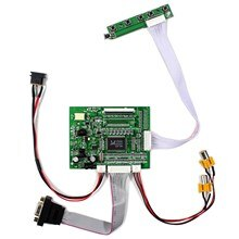 VGA + 2AV PAL NSTC LCD pilote pour HSD062IDW1 HSD070IDW1 HSD080IDW1 800X480 écran LCD