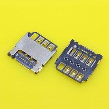 Cltgxdd KA-162 lecteur de carte Sim titulaire connecteur de fente de prise pour samsung Galaxy s4 mini i9195 i9190 i9198 s7568i S5310 S5312