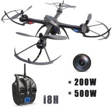 EBOYU (TM) Yizhan iDrone i8h 2.4G 4CH 6 axes gyroscope 2MP/5MP caméra Drone maintien daltitude Drone quadricoptère RC RTF
