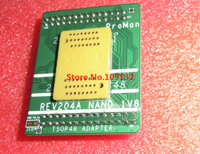 1,8 V TSOP 48 BGA 63 base boad для NAND ProMan TL86 Профессиональный флеш-программатор