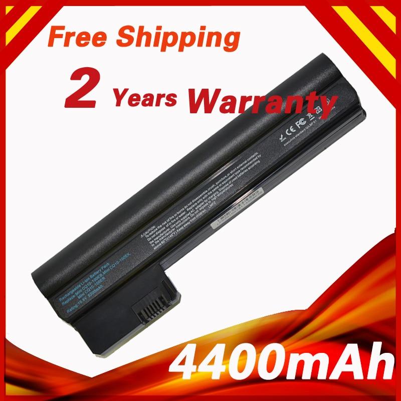 Gololoo Аккумулятор для ноутбука HP mini 110-3000 CQ10 CQ10-400 06TY 607762-001 607763-001 HSTNN-CB1U HSTNN-DB1U TY06 TY06062