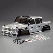 Killerbody HORRI-BULL fini corps coquille blanc (imprimé) 48334 pour 1/10 voiture électrique exquis travail mécanique