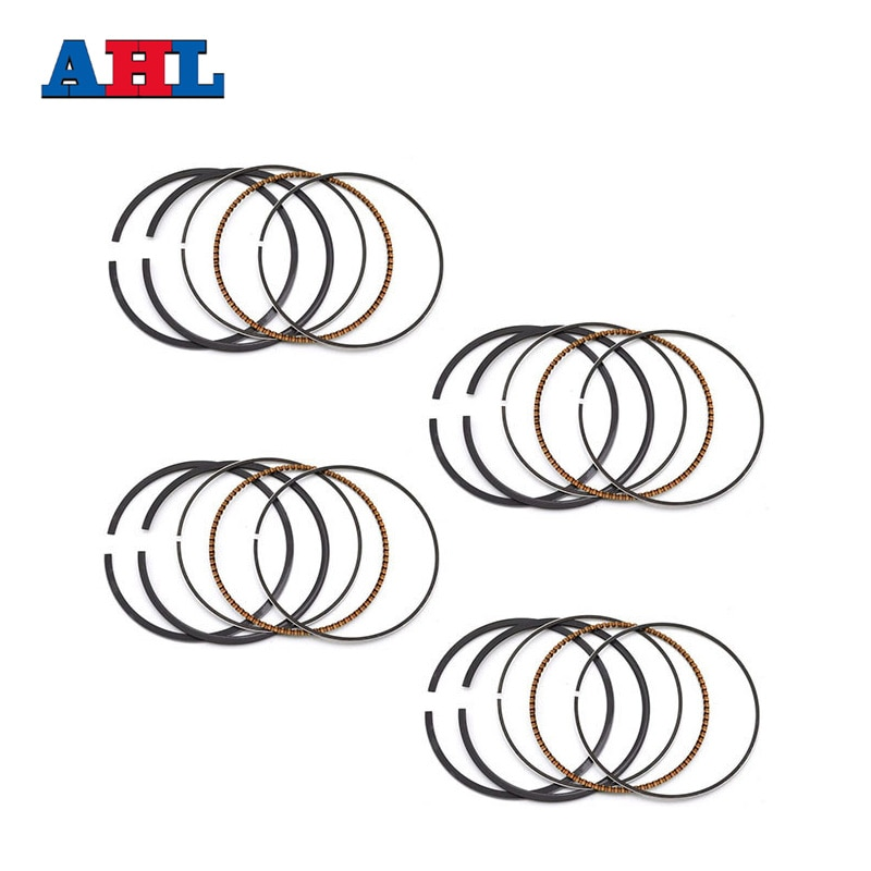 Motorcycle Engine Parts STD Bore Size 65.5mm Piston Rings For YAMAHA YZF-R6 YZFR6 YZF-R6 1999-2002 for yamaha yzfr6 yzf r6 yzf r6 1999 2000 2001 2002 2003 2004 motorcycle clutch brake lever extendable adjustable handle grips