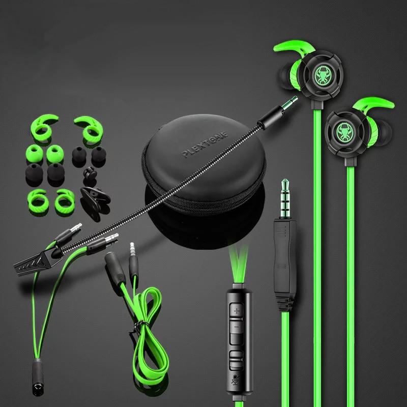 سماعات الألعاب G30 PC cuffie ، ستيريو ، صوت جهير ، إلغاء الضوضاء ، سماعات كبيرة مع ميكروفون ، Razer ، Hammerhead V2 Pro ، PK