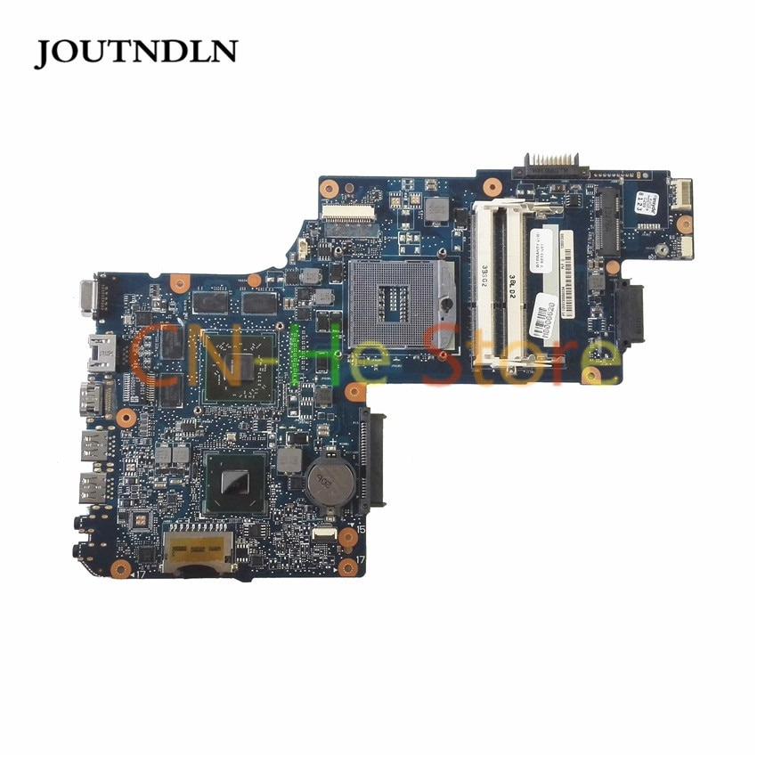 JOUTNDLN для Toshiba Satellite C850 L850 15,6 дюймовый ноутбук материнская плата H000052750 H000052580 основная плата hd 7610 м DDR3