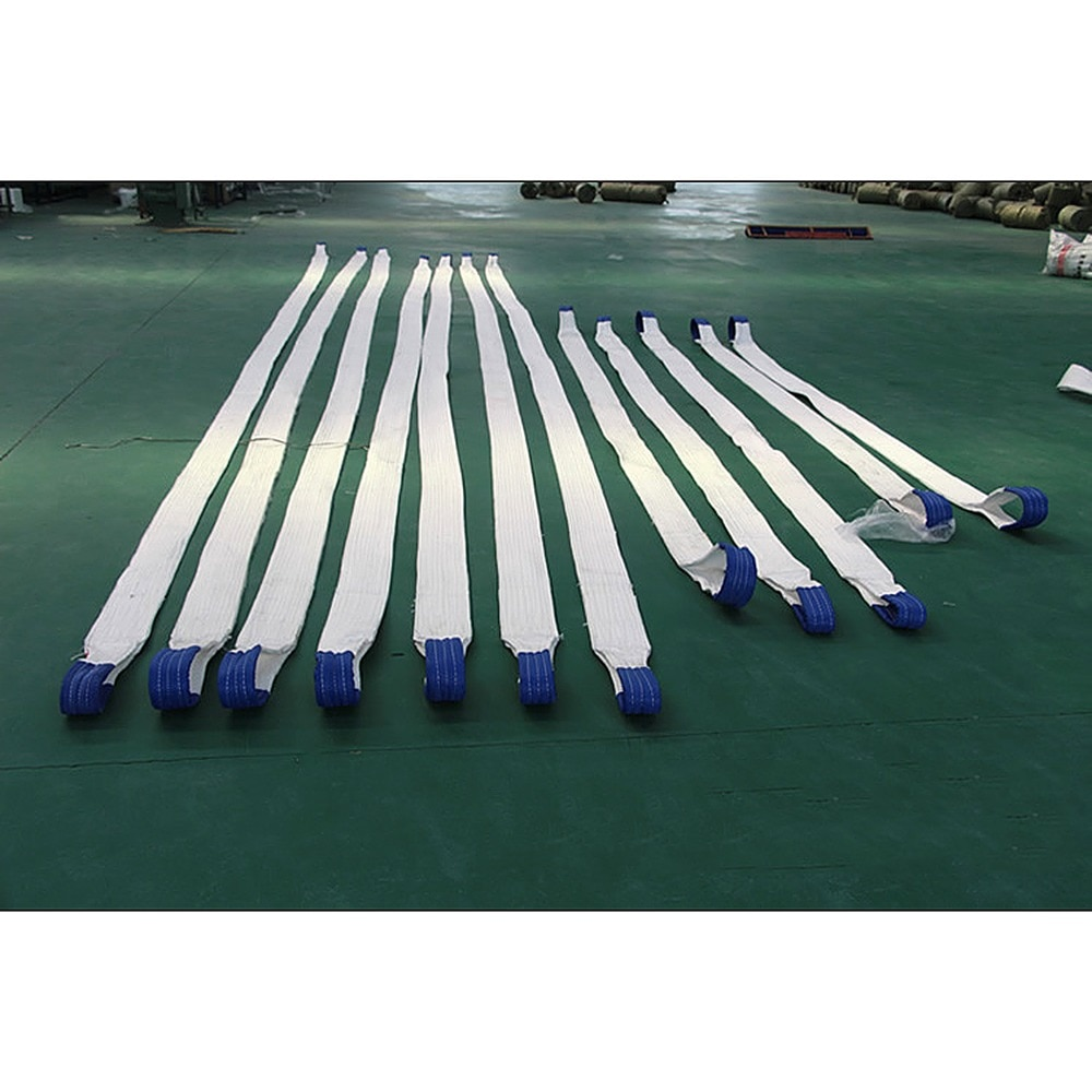 1 T/2 T/3 T 2 m/4 m/6 m WebbingTape cinturón eslinga de tela plana cincha sin fin Industrial eslinga de elevación PP correa de fibra elegir