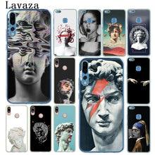 Lavaza Art David Statue flower Phone  Case for Huawei P30 P20 Pro P9 P10 Plus P8 Lite Mini 2016 2017 P smart Z 2019 Cover