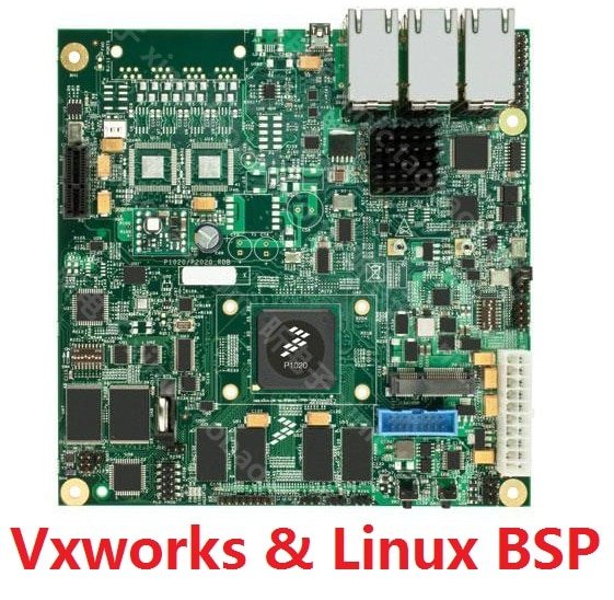 P1020RDB P1020 VxWorks 7 Dual-core PowerPC NEW Board Evaluation Board