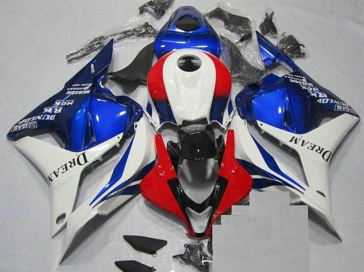 Motorcycle Fairings For hd CBR600RR CBR600 CBR 600 RR 2009 2010 2011 2012 F5 ABS Plastic Injection Fairing Bodywork Kit