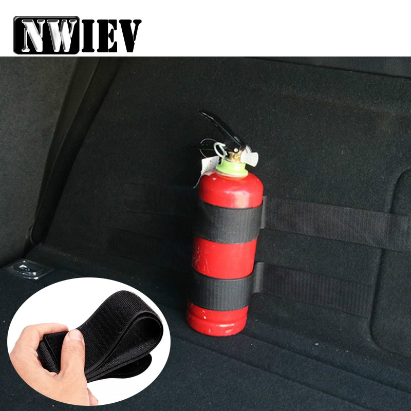 NWIEV Car Trunk Storage Organizer Net Tapes For Suzuki Swift Grand Vitara SX4 Mitsubishi Lancer Asx Opel C Corsa D Zafira B BMW