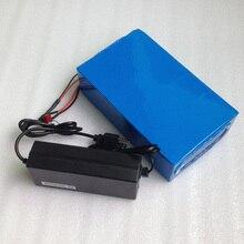 48V 20AH vélo électrique LiFePO4 batterie pour 1000W 1500w moteur électrique fauteuil roulant 1500 fois batterie de cycle avec chargeur 3A