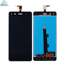 LCD Display Touch Screen Digitizer Assembly For BQ Aquaris A4.5 100% Guarantee Black Color Mobile Ph