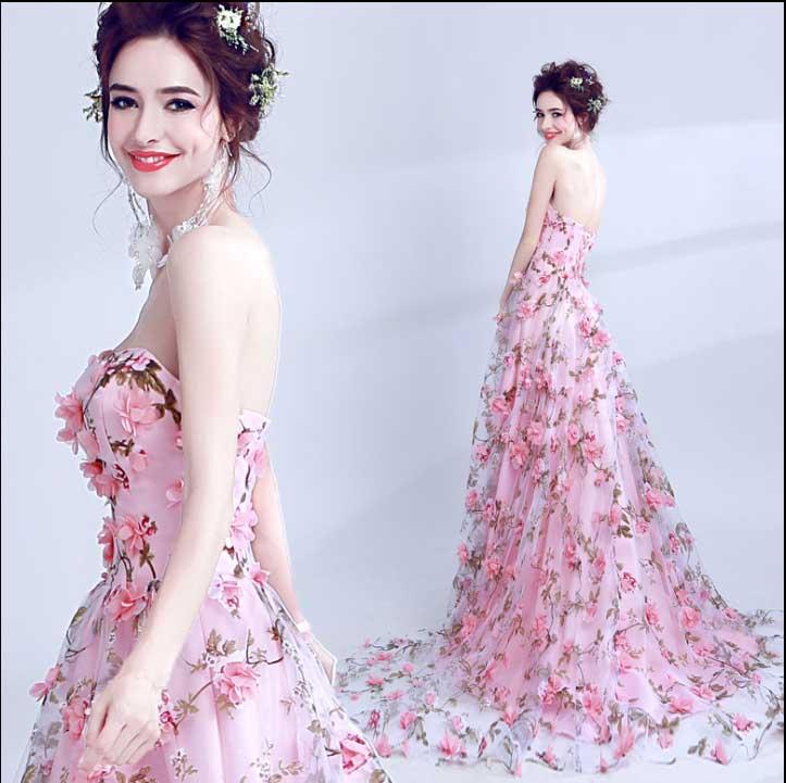 فستان حفلات مسائية مخصص لحفلات الزفاف بدون حمالات وردية اللون فستان رسمي فريد من نوعه سجادة حمراء للسيدات مقاس كبير 5XL