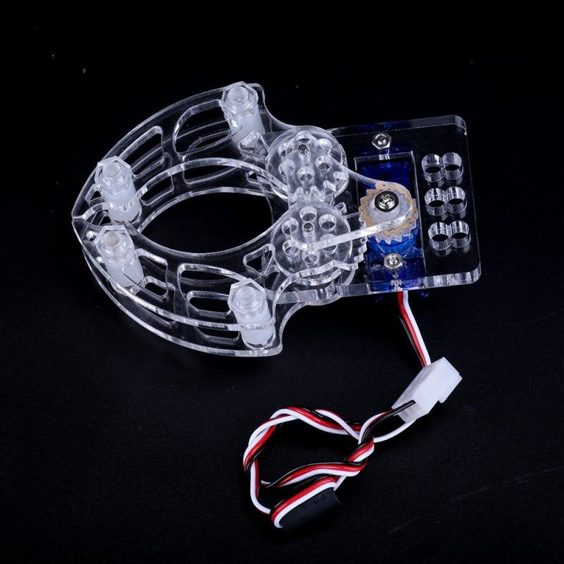 Мини-робот-захват MakeBlock 86508, поддержка для обновления mbot