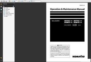 Image 4 - KOMATSU CSS 2018 полный комплект Руководство + USB HDD160GB