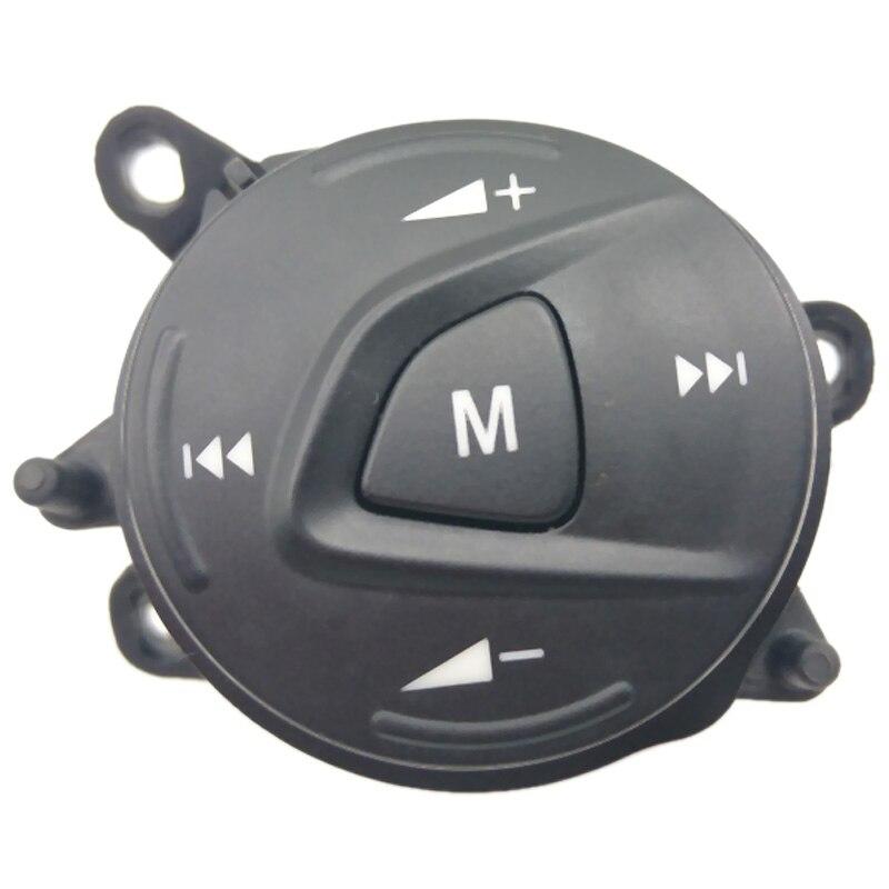 Para Ford Focus 2012 para Kuga 2012-2017 botones de volante multifunción botón de Control de volumen de Audio botón M interruptor botón