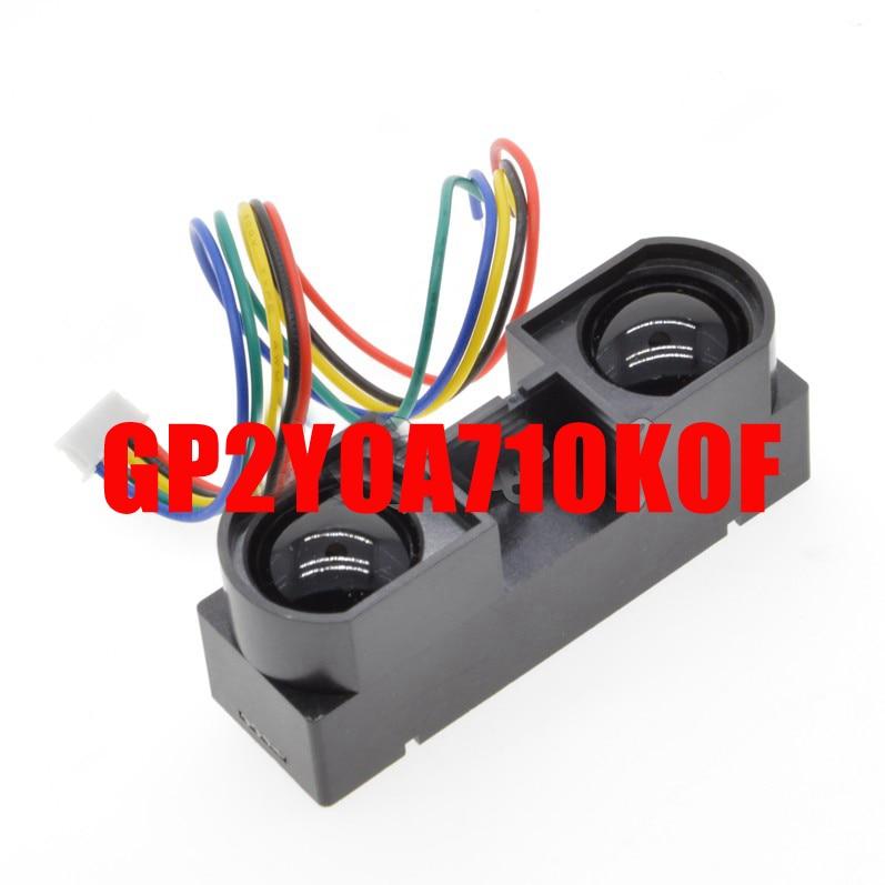 Free shipping 5pc Analog type GP2Y0A710K0F 100-550CM Infrared distance sensor infraredDistance measurement
