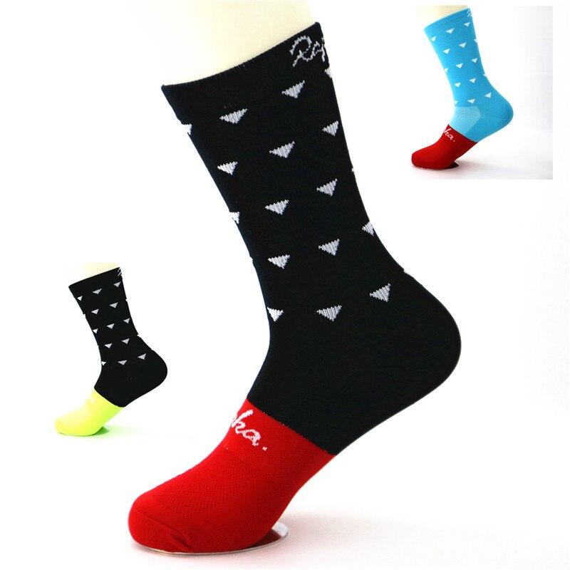 20 pares de calcetines deportivos para ciclismo, para exteriores, ciclismo, correr, baloncesto, béisbol, tenis, balonvolea, Calcetines para mujeres y hombres, Rapha