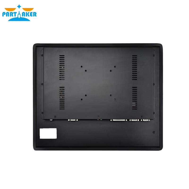 Industrial Touch Panel PC with 17 Inch 5 Wire Resistive Touch Screen All In One PC Intel Core i7 4600U 4G RAM 64G SSD enlarge