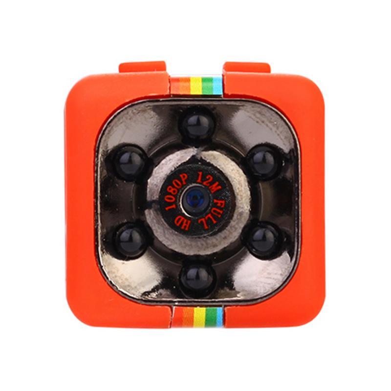 HD 1080P SQ11 Mini cámara de visión nocturna videocámara coche DVR grabadora...