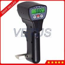Barcol Impressor Aluminum Hardness Tester Meter with Digital Indentation Durometer HB HV HW HRB HRE HRF HRH Meter HM-934-1+