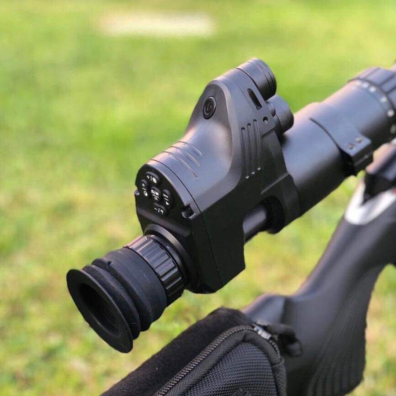 Охотничий Тактический Цифровой прицел ночного видения с функцией видеокамеры