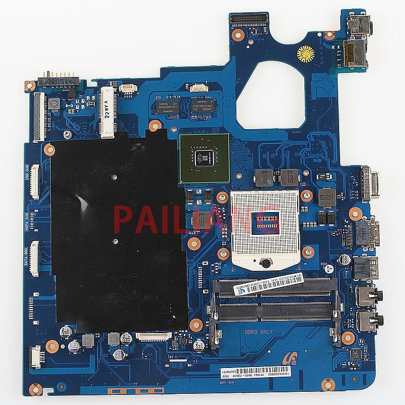 PAILIANG placa base de computadora portátil para Samsung NP300E5C HM70 placa base BA92-10340A BA41-01978A tesed DDR3