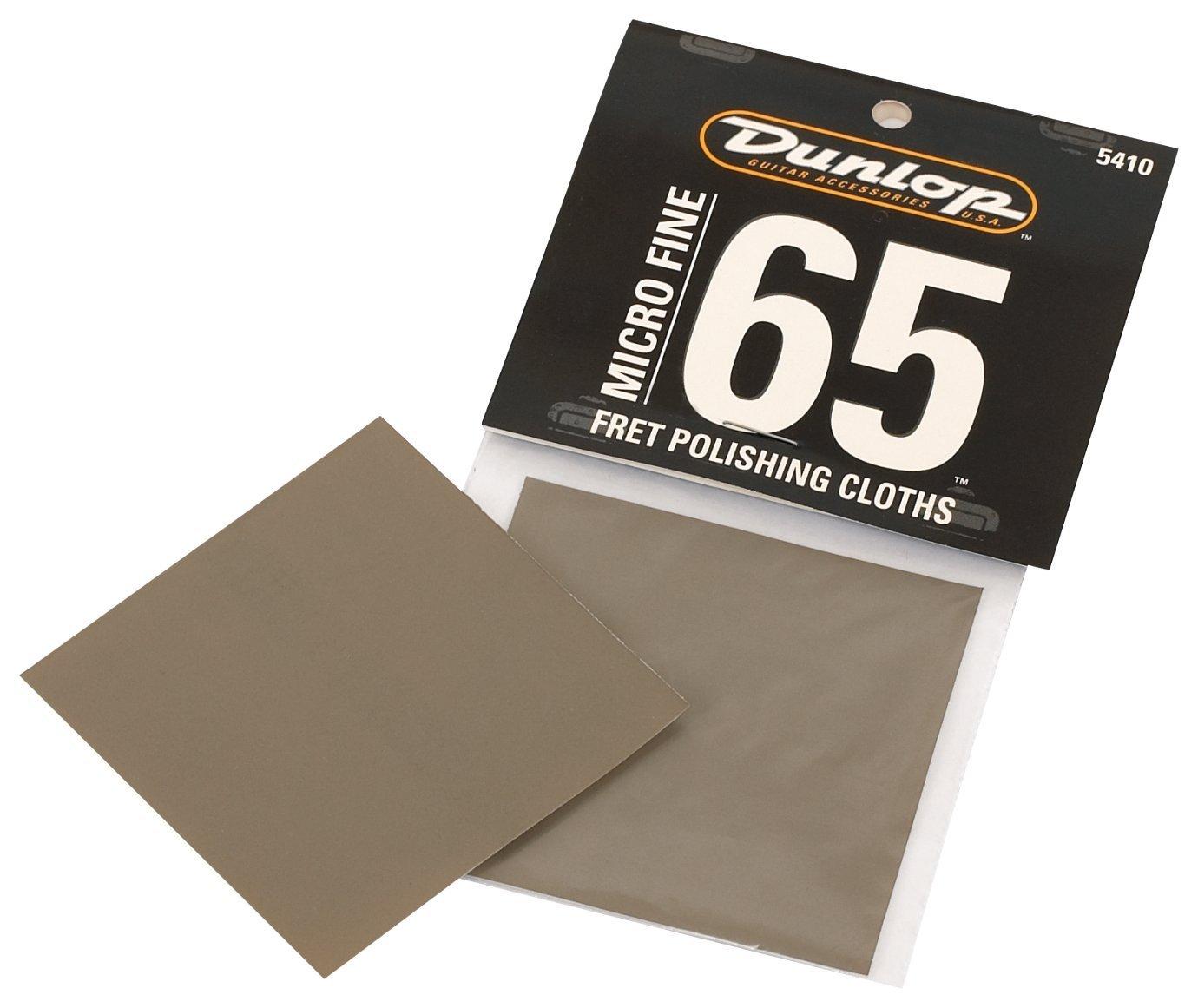 Dunlop 5410 paño de pulido Micro traste, 2/Bg