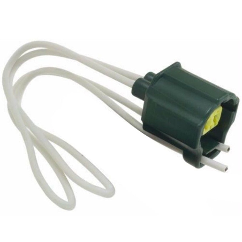 JX-LCLYL 1 Conjunto conector de Sensor de temperatura de refrigerante reparación Pigtail para Toyota